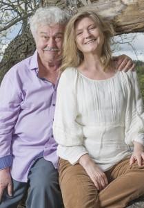 Skådespelare: Maria Hjalmarson och Hans Wigren